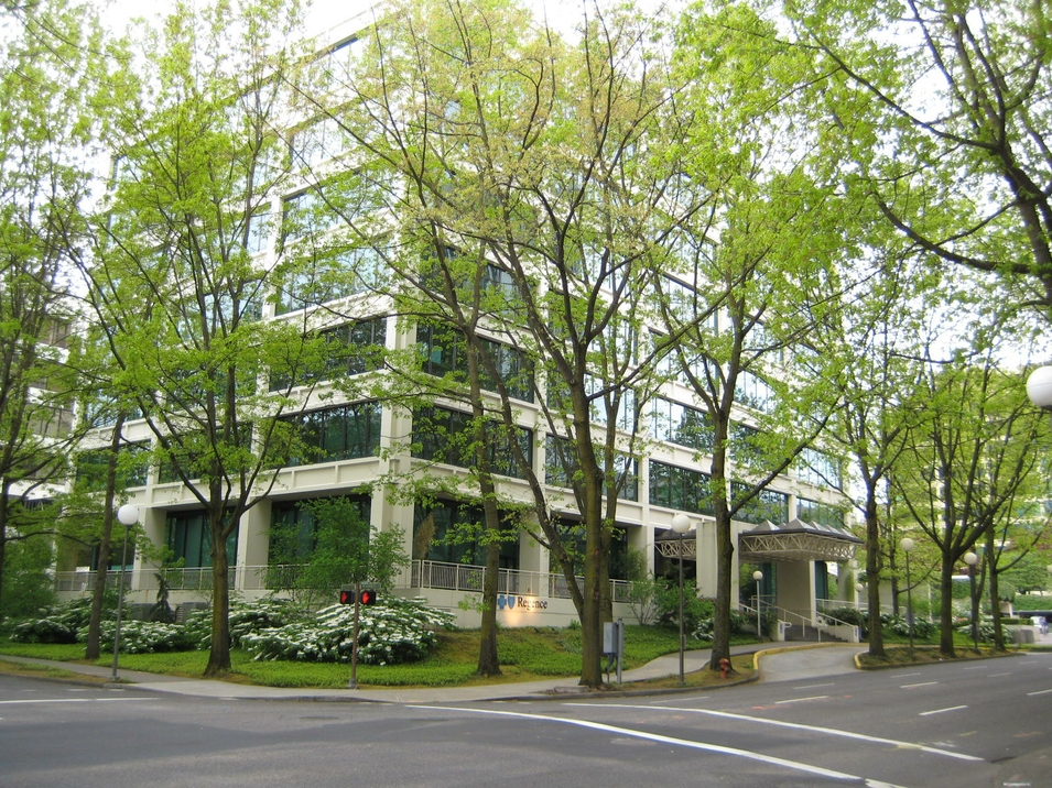 Portland-100 Market Street Building