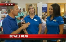 Be Well Utah: Liberty Senior Living Center