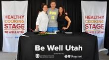 Utahns dedicate week to wellness