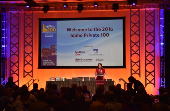 Inspiration by association - the Idaho Private 100