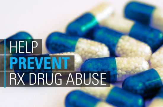 Promoting safe prescription drug disposal with National Drug Take-Back Day