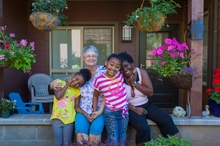 Bridge Meadows takes unique approach to providing stable homes for kids with support from Regence
