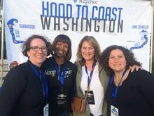 Hood to Coast Washington 2017:  Teamwork, community and values
