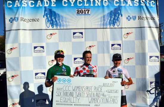 Bend community comes together for Cascade Cycling Classic