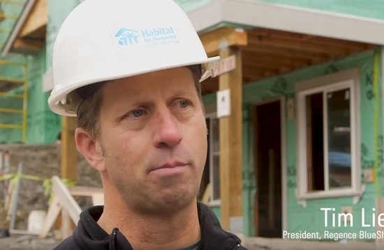 Building a stronger relationship through service with Habitat for Humanity Seattle – King County