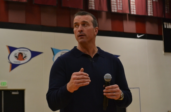 'Focusing on the first day of addiction' with former NBA player and sobriety advocate, Chris Herren