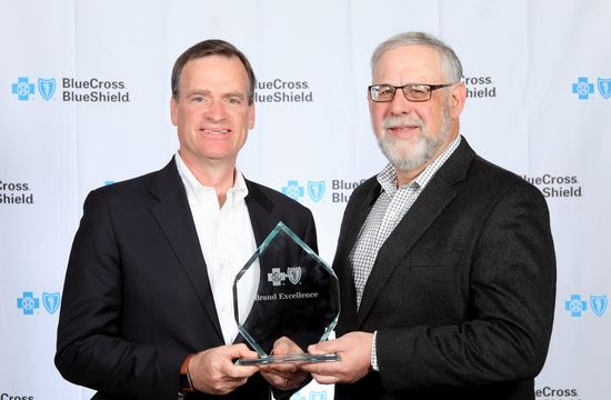Regence Receives Prestigious Brand Excellence Award