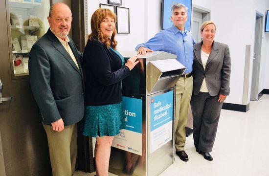 Regence sponsors safe medication disposal kiosks in Oregon Walgreens stores