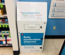 Walgreens Partner to Expand Safe Medication Disposal Kiosks Across Washington Regence and Walgreens partner for safe medication disposal kiosks in Washington