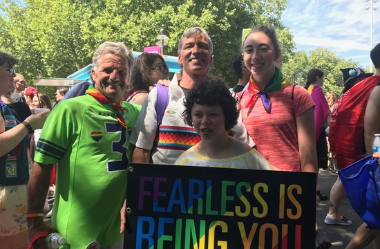 Regence Celebrates Living Fearless for National Pride Month