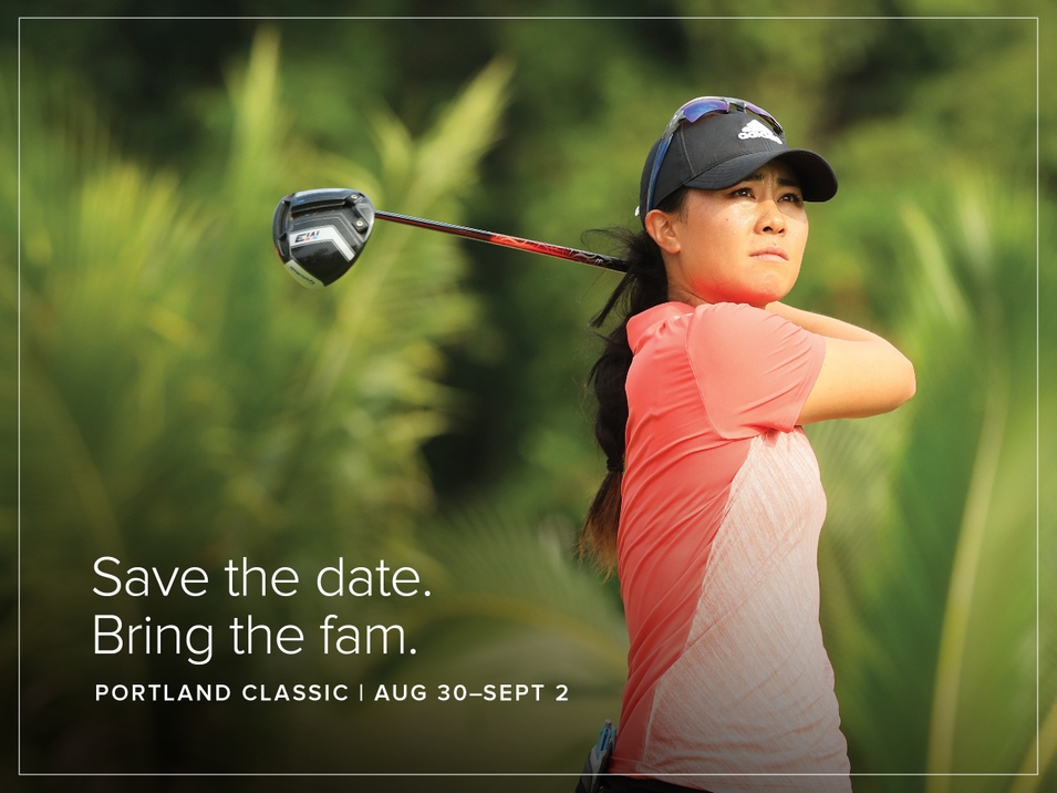 Tee Off Your Labor Day Weekend With The Lpga Portland Classic Regence