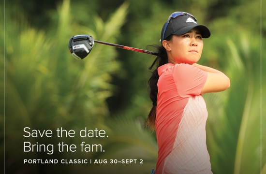 Tee off your Labor Day weekend with the LPGA Portland Classic