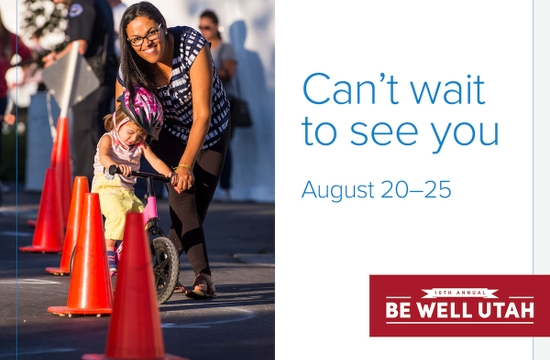 Be Well Utah: 5 events not to miss