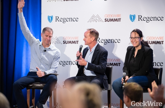 GeekWire Summit Recap: Stars of the Regence Health Tech Stage