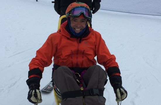 Employee Impact: Helping Para-athletes Tackle the Slopes
