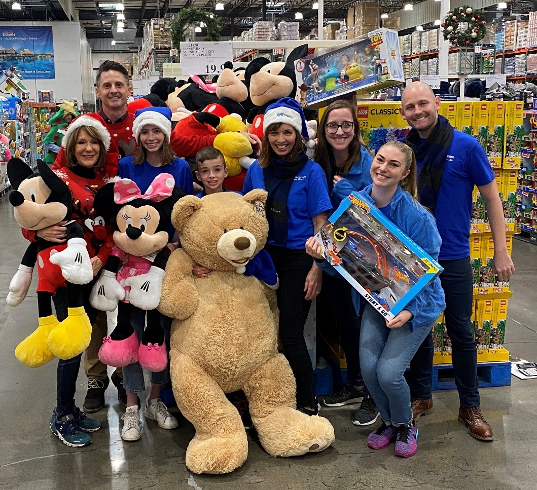 Regence kicks off the 2019 KGW Great Toy Drive