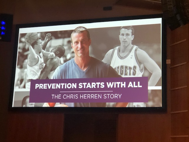 Prevention Starts With All - The Chris Herren Story