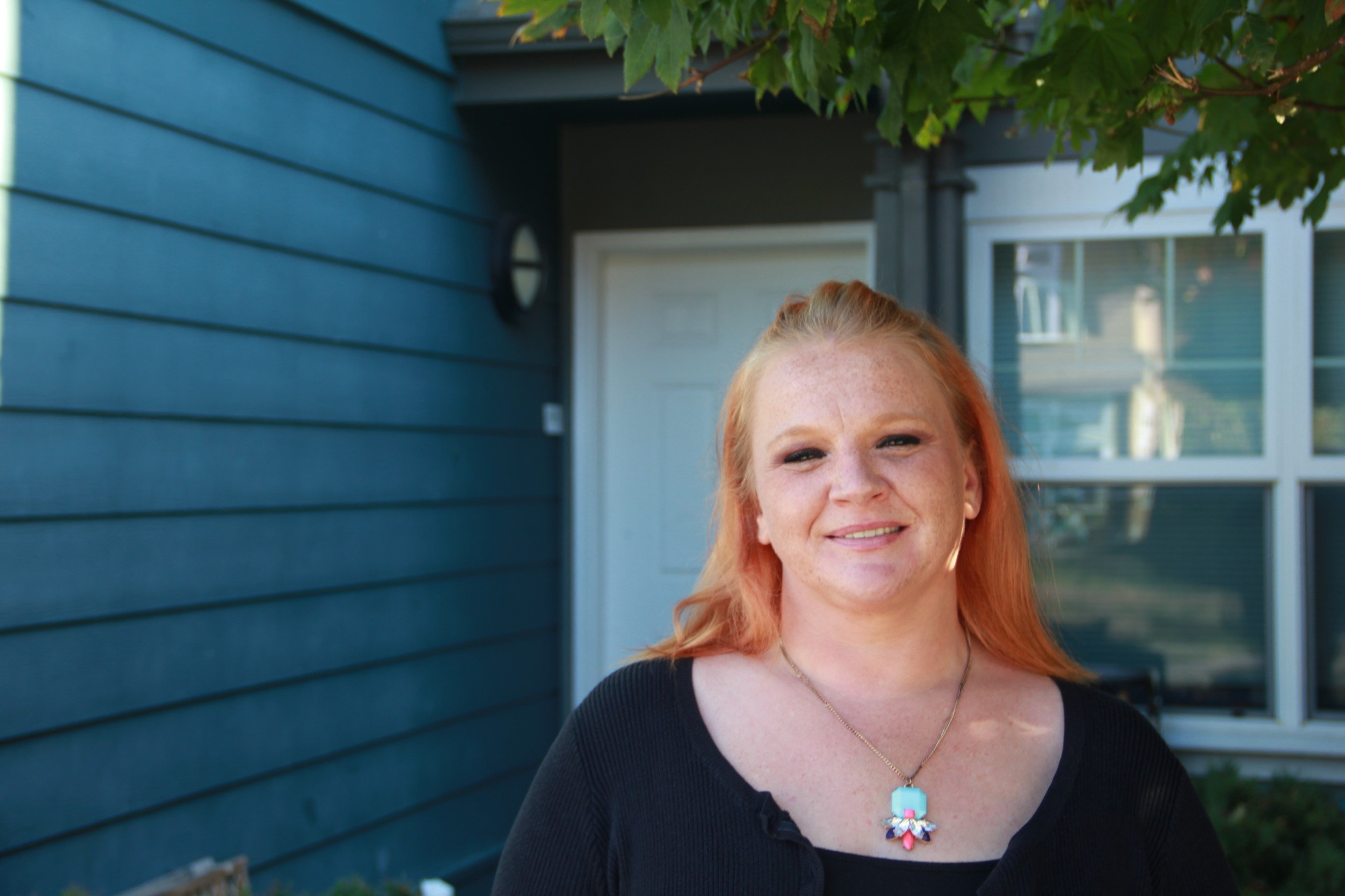 Tacoma Rescue Mission New Life Program participant for housing