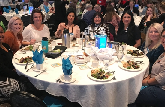 Regence volunteers featured at Habitat for Humanity luncheon