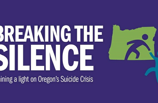 Regence supports Oregon journalists who are 'Breaking the Silence' about suicide