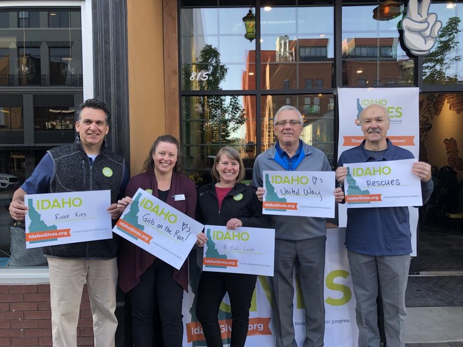 Idaho Gives_Group Shot 2