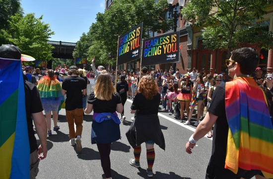 Living Fearless Is Being You: Celebrating pride with communities across the Pacific Northwest