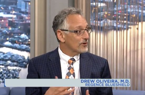Regence's Dr. Drew Oliveira joins Q13 FOX TV to share expertise on skin health and protection