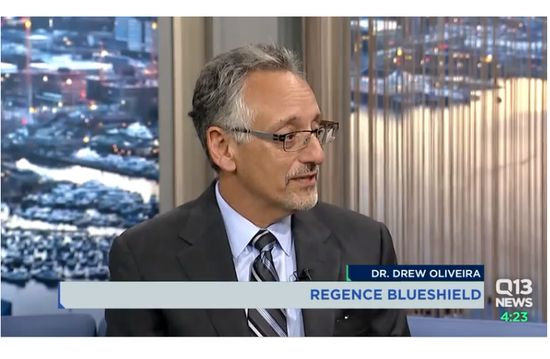 Regence medical director Dr. Drew Oliveira discusses measles outbreak and vaccine effectiveness