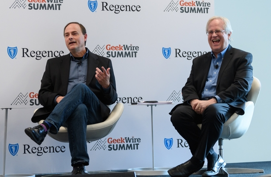 Regence fosters health care collaboration at GeekWire Summit
