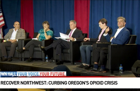 What can be done to curb Oregon's opioid epidemic? KATU town hall searches for answers