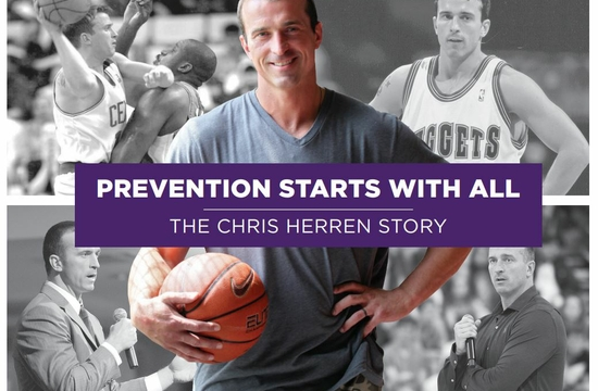 "Regence presents ""Prevention Starts with All: The Chris Herren Story"""