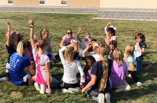 Notus Elementary School principal teaches life lessons through Girls on the Run