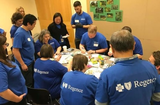 Regence employees honor Dr. King's legacy with 13th annual Weekend of Service Jan. 17-20  in partnership with United Way