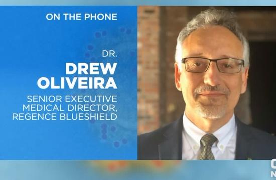 Regence Dr. Oliveira Q13 coronavirus