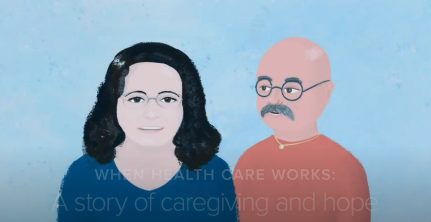 national caregiver month saeed video 3