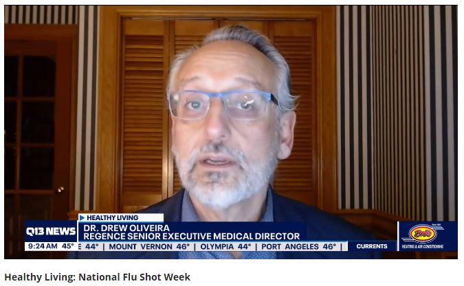 Dr. Oliveira Q13 Fox flu vaccine