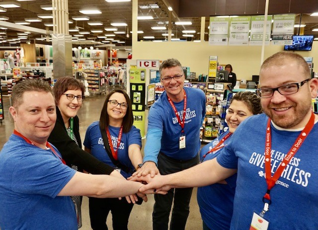 Regence Medicare employee volunteers 2