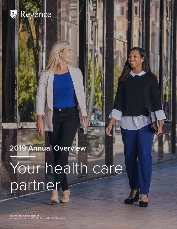 2019 Regence Idaho Annual Overview