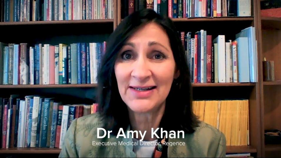 Regence Dr. Amy Khan