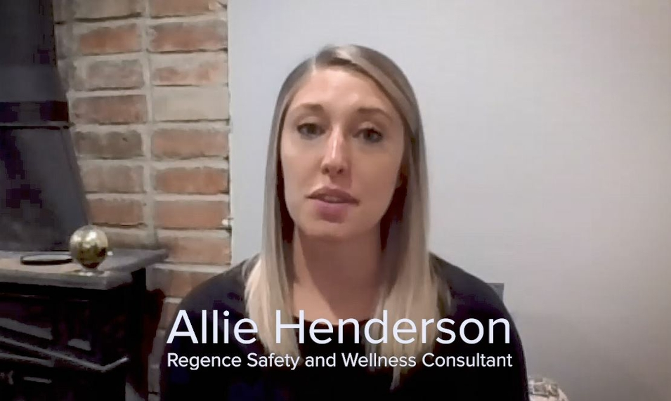Allie Henderson Regence Safety and Wellness Consultant