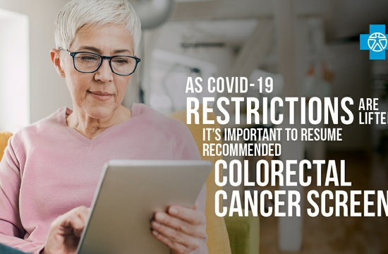 BCBSA colorectal cancer screening image