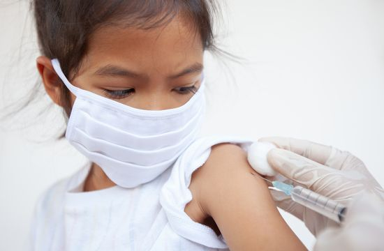 childhood vaccinations at local pharmacy with Regence benefits