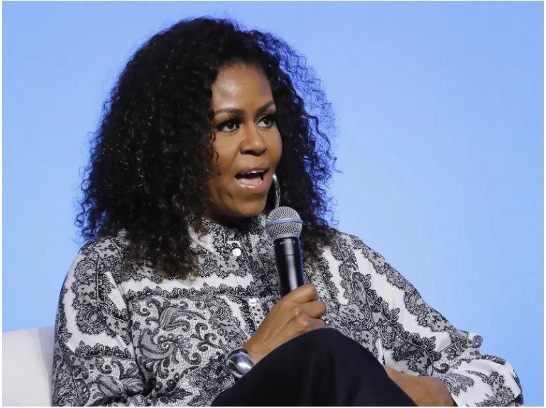Michelle Obama low grade depression_source Vincent Thian Associated Press via NPR