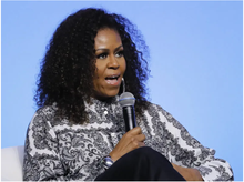 Michelle Obama low grade depression_source Vincent Thian Associated Press via NPR