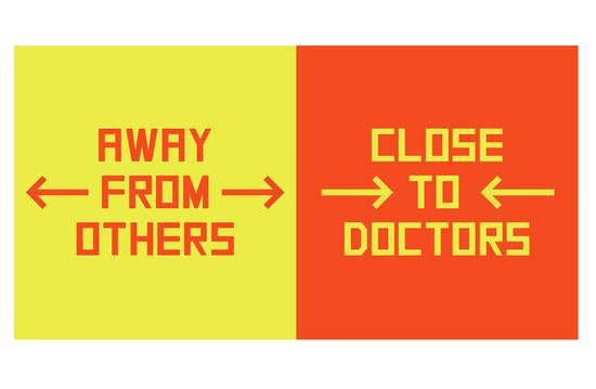 stop medical distancing campaign_main image for blog