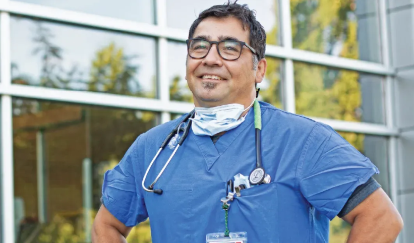 Portland Monthly Year of the Nurse 2020 image 2