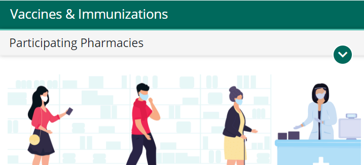 CDC covid vaccine pharmacy locator