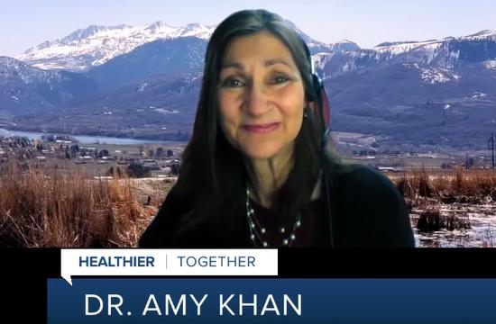 Dr. Amy Khan Regence