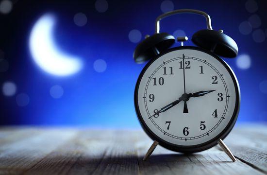 clock insomnia