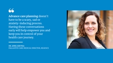 Krutka quote advance care planning and national healthcare decisions day